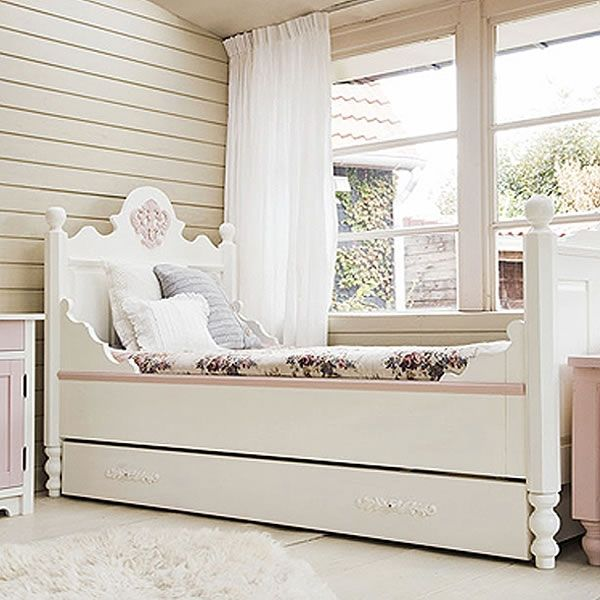 beautiful wooden bed by opsetims. one of my favourites!   Kids ...