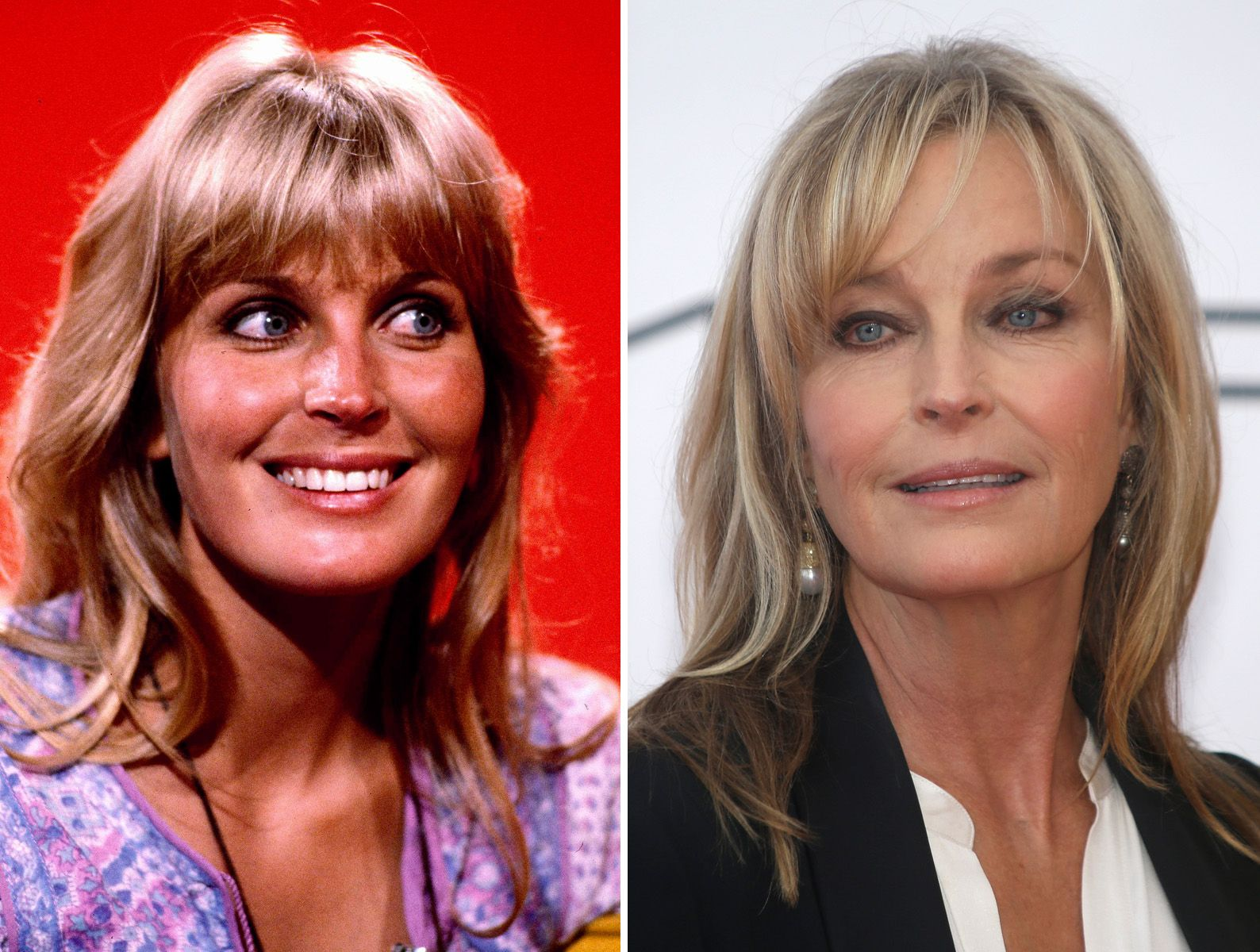 Actors Of The 80s Then And Now Bo Derek