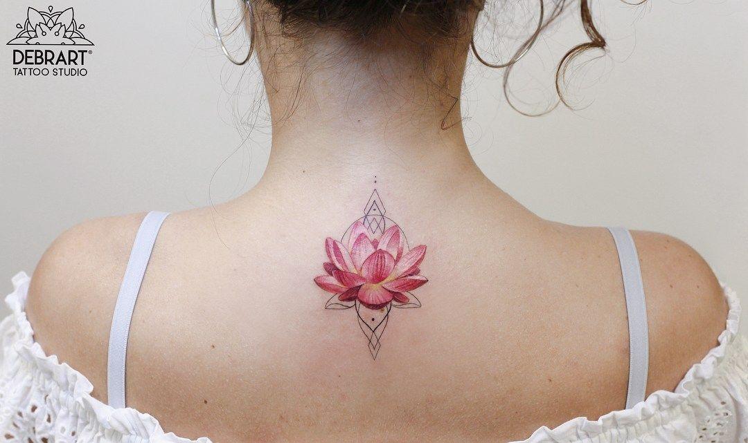 Pin On Tatouage De Lotus