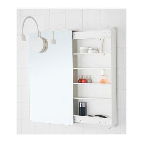 Large Bathroom Mirror With Storage: BRICKAN Mirror Cabinet-$99.00 Product Dimensions Width: 15