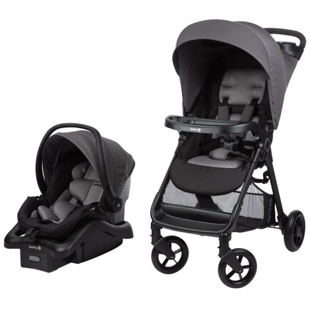 Safety 1st Smooth Ride Travel System With Infant Car Seat Monument Walmart Com Baby Car Seats Car Seat Stroller Combo Travel System Stroller