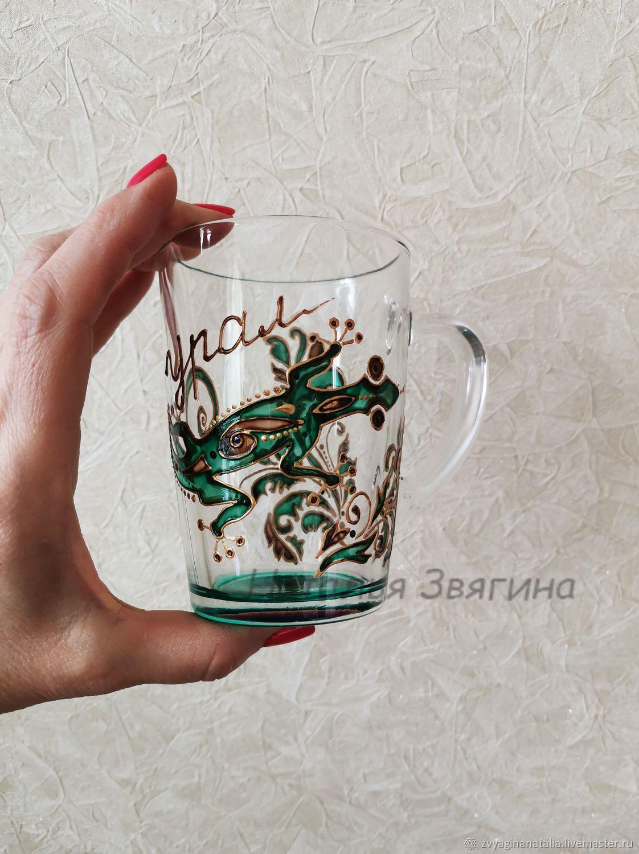 роспись чаем
