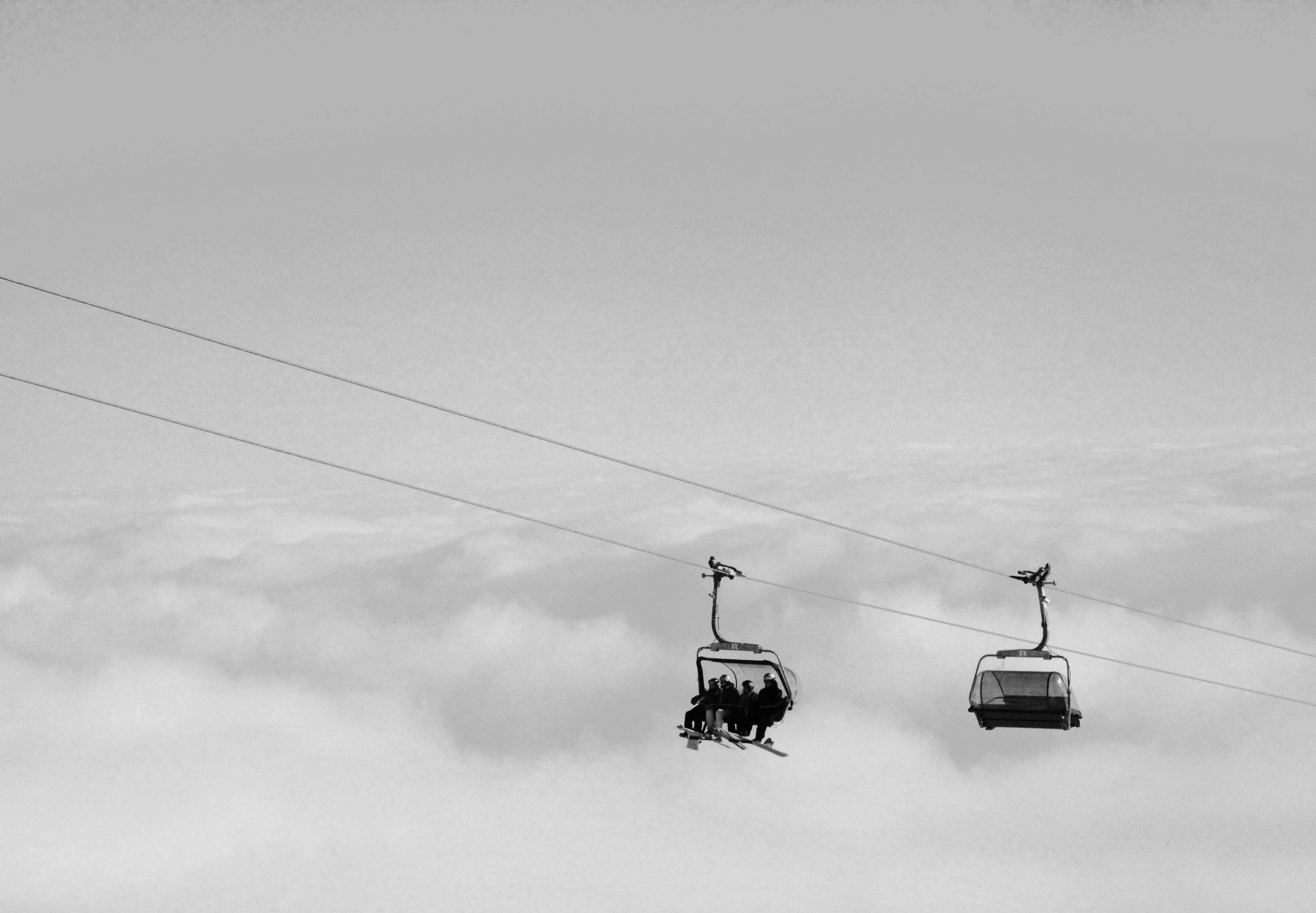 Gondel © Tesa de Buru Erzgebirge, 2013