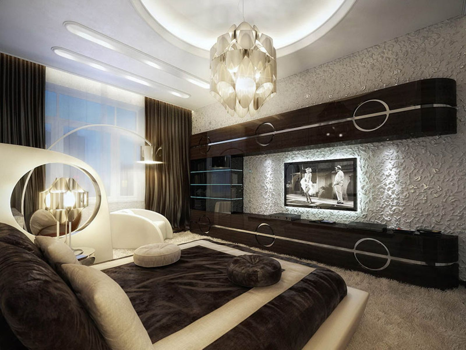 Interior Design Of Bedrooms India Photo  Design Bed  Pinterest New Interior Design For Bedroom In India Design Ideas