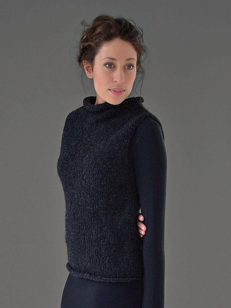 Black-knitrowan lã verde da Brancal | knitting | Pinterest | Ropa