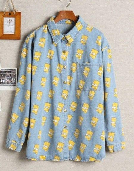 Camisa Bart