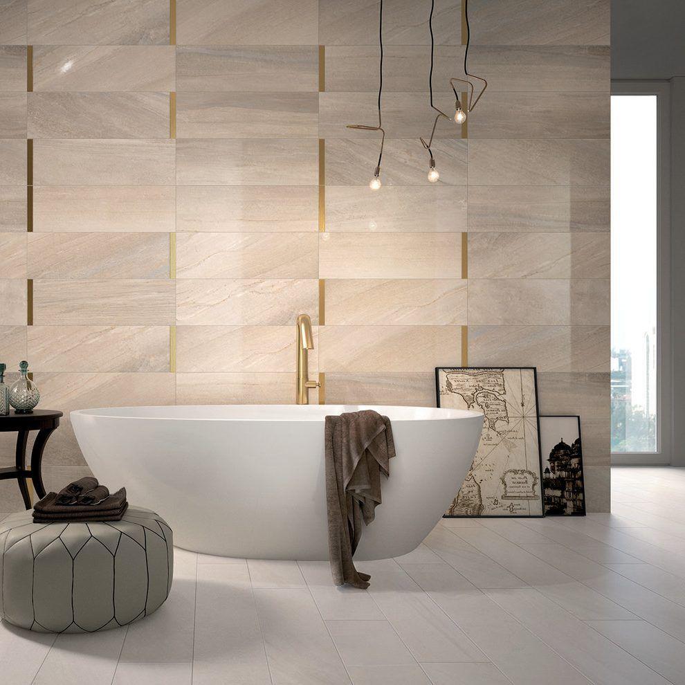Porcelanosa Glasgow Silver Bathroom Transitional With  Bathroom Mesmerizing Bathroom Designers Glasgow Review