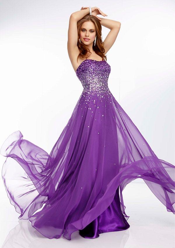 Paparazzi Dress Bright Purple Bright Blue Bright Fuchsia 95007