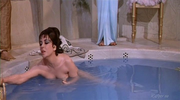 Speaking, would actress elizabeth taylor nude