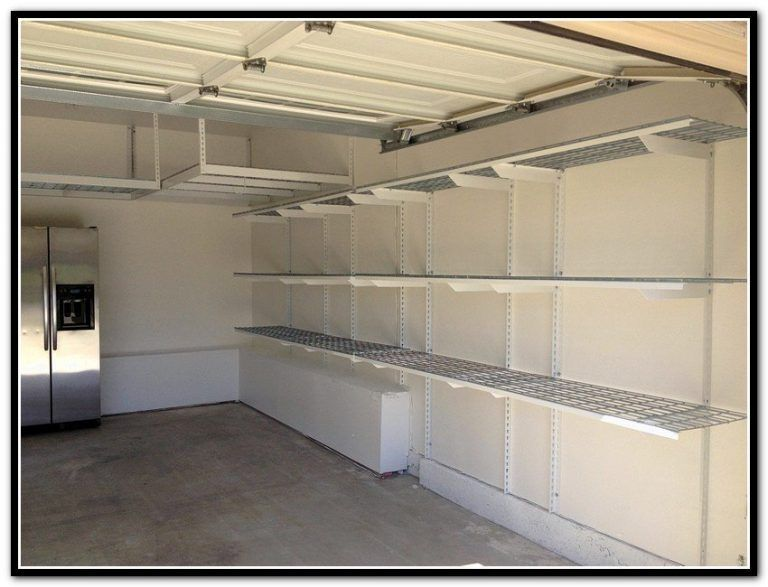 Wire Shelving Garage Craftsmanbb Design