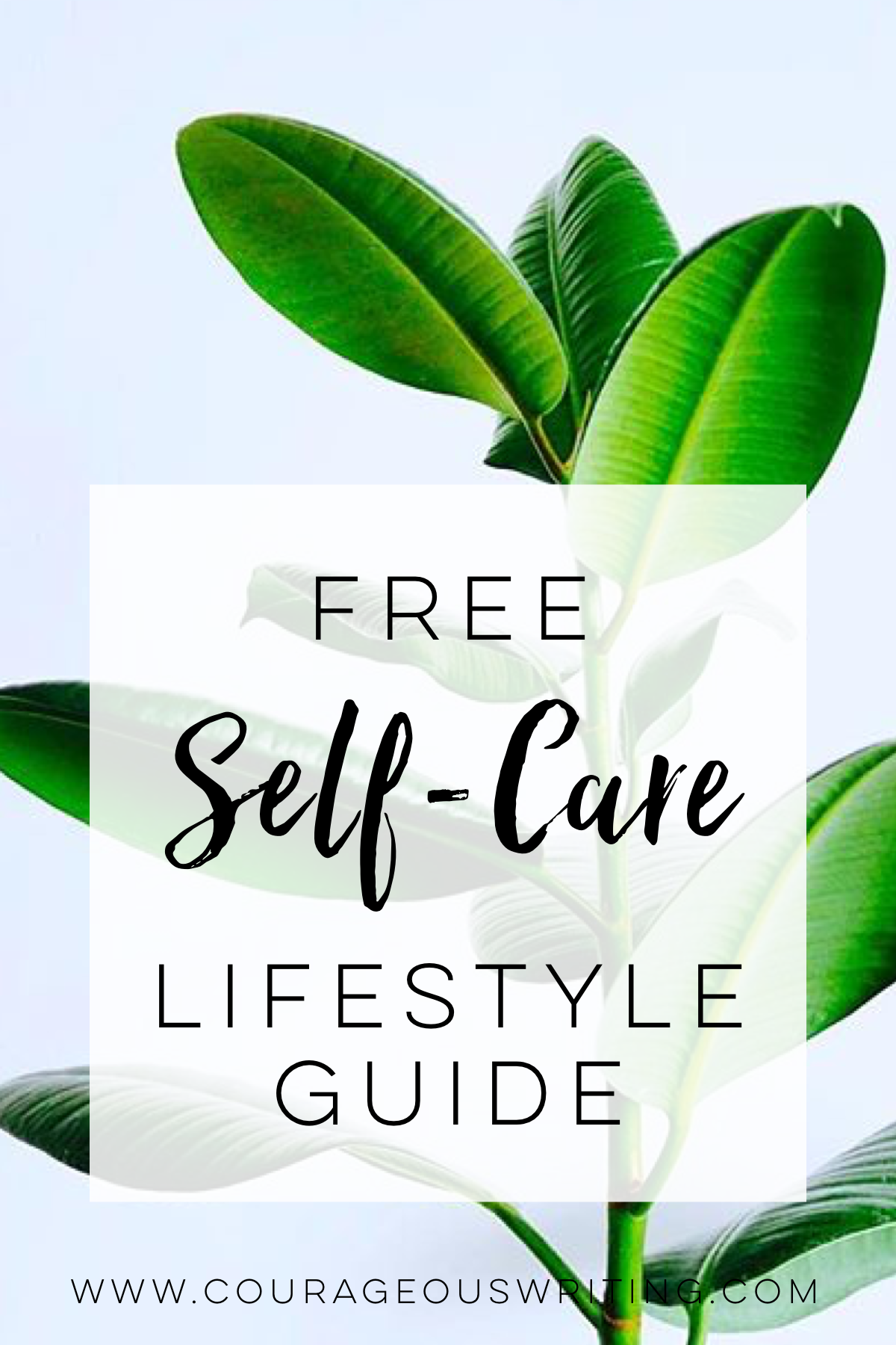 Free Self Care Lifestyle Guide