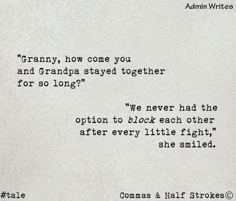 Short Stories In Quotes: After Every Little Fight. #Pretty #Short #Stories