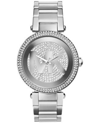 187be694e028 Michael Kors Women s Parker Stainless Steel Bracelet Watch 39mm MK5925