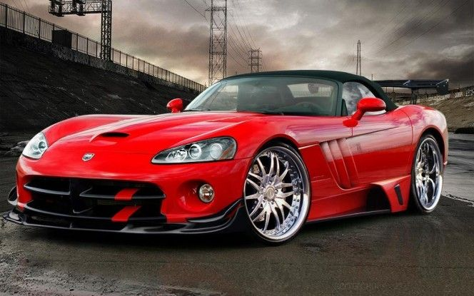 Dodge Viper Muscle Cars