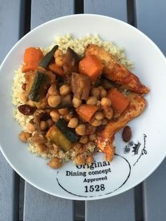 Couscous léger Weight Watchers