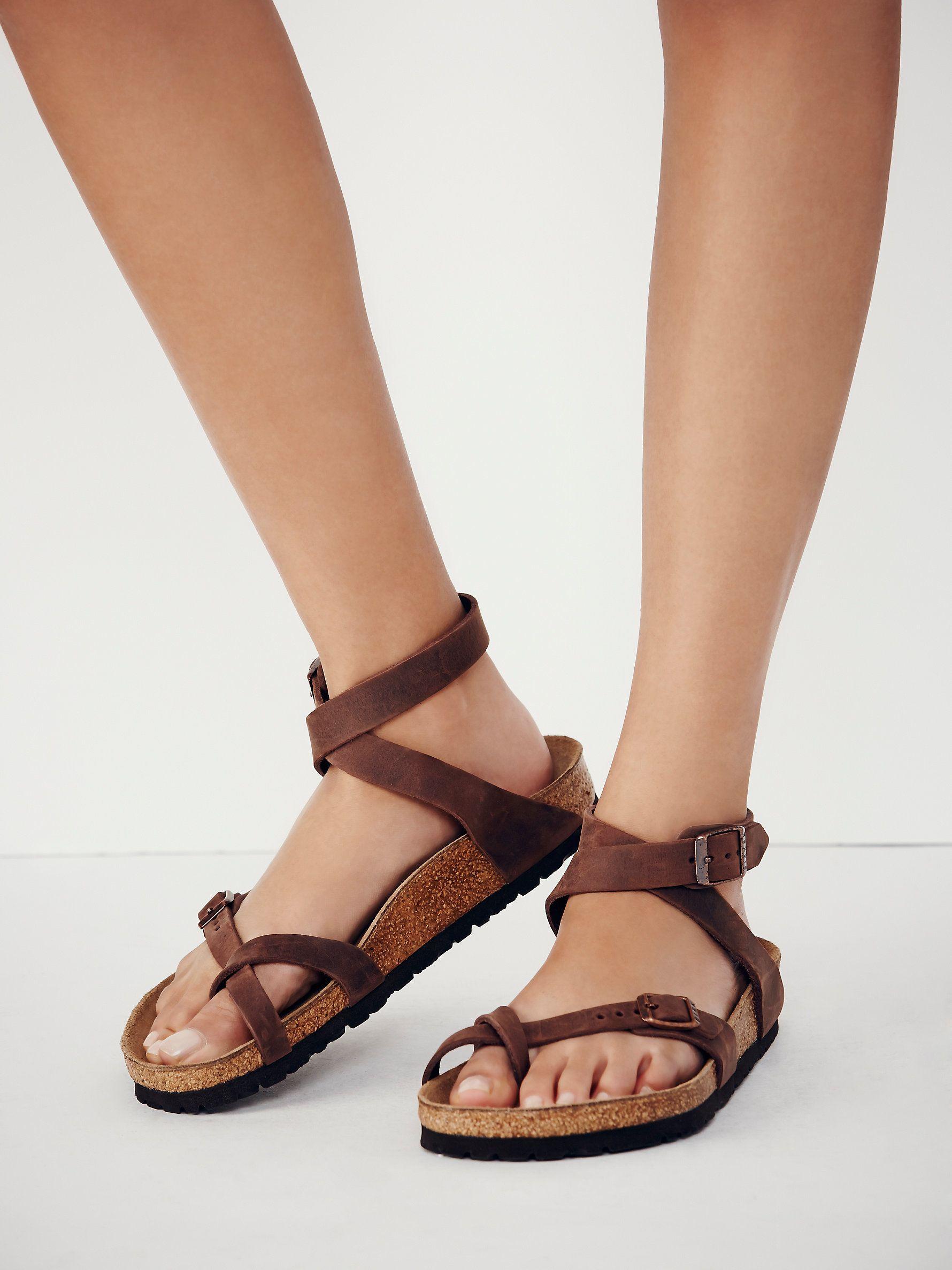 20af21646b8 Yara Birkenstock Sandal
