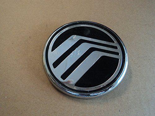 98 02 Mercury Grand Marquis Gs Rear Trunk Emblem Logo Badge 98 02