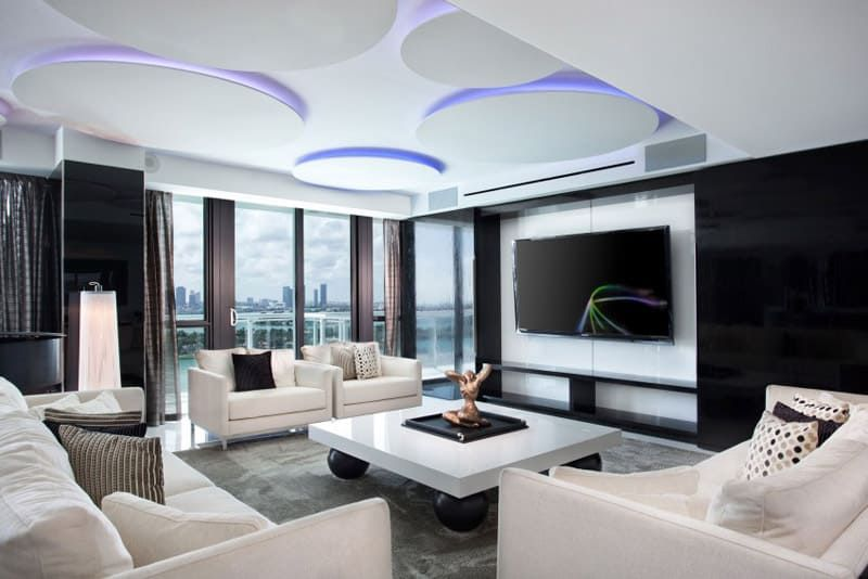 5 Stunning Miami Beach Penthouses With Pool Best Interior Design