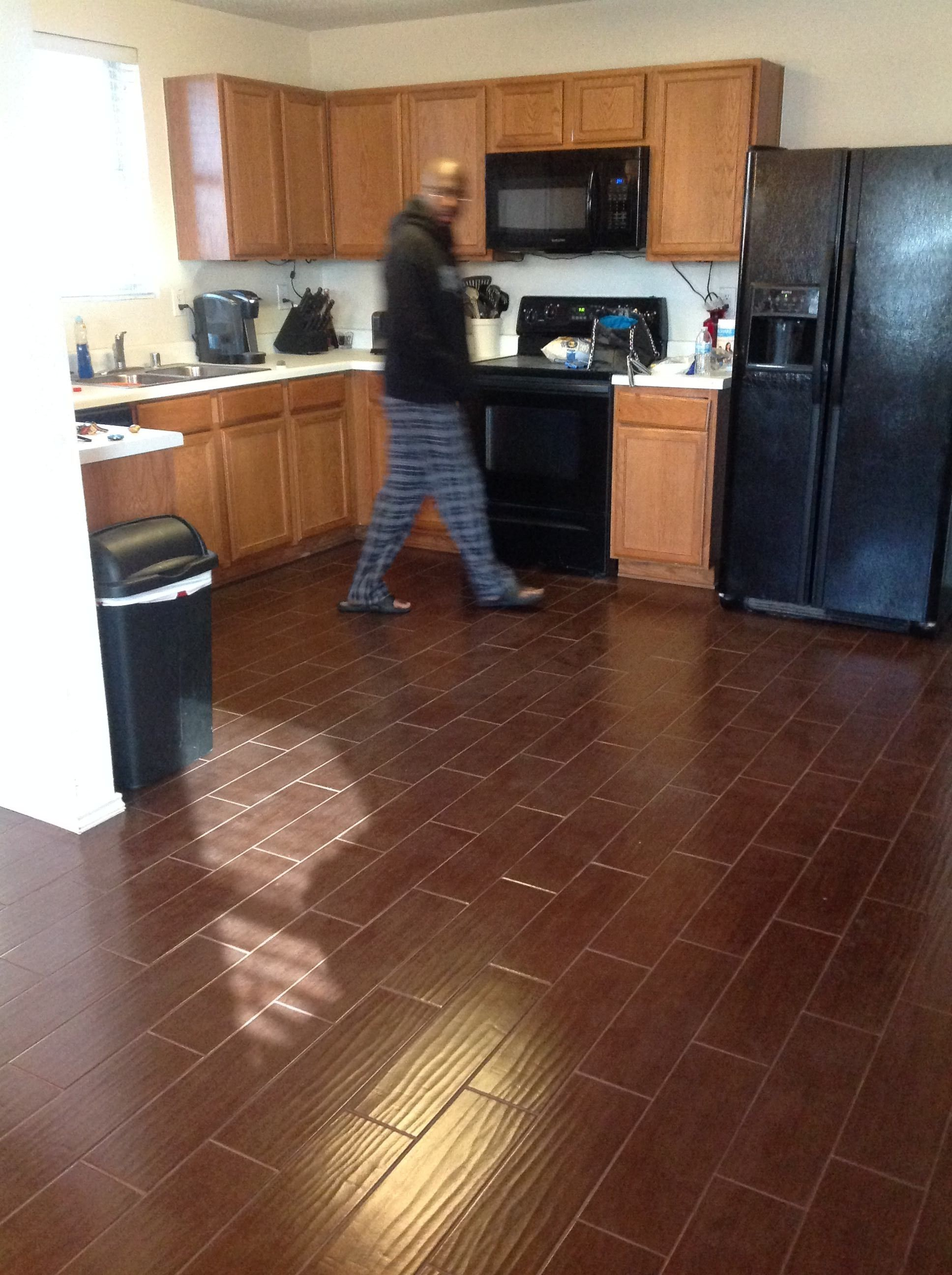 elegant unique flooring tile ideas home pinterest floor floors kitchen stunning of wax saltillo design