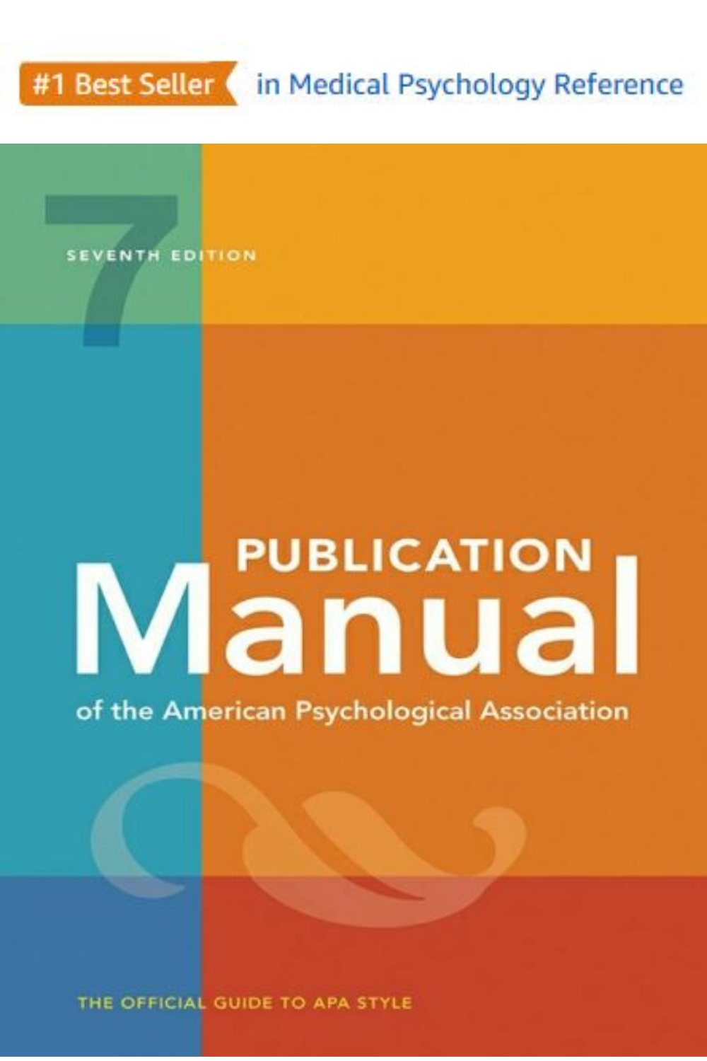 Publication Manual Of The American Psychological Association 7th Edition 2020 Copyright Seve Psychology Behavioral Science How To Cite A Book Chapter Apa