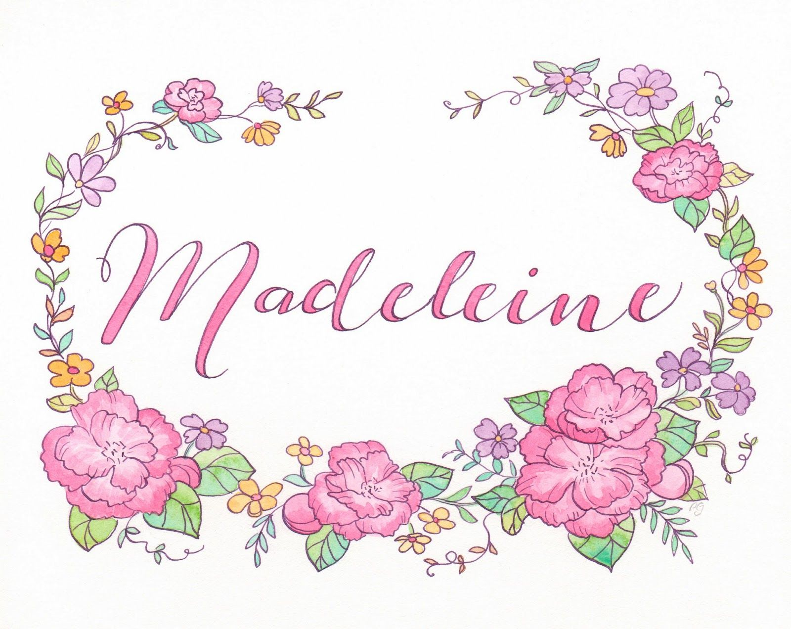 Meaning of name blanche - Madeleine Name Google Search