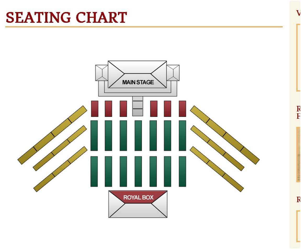 Waikiki tide chart gallery chart design ideas seating chart ocean breeze paradise cove luau dinner show each of our luau packages gives you nvjuhfo Gallery