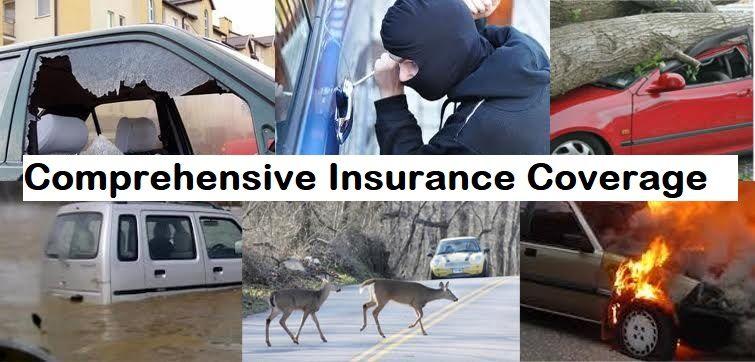 Comprehensive car insurance coverage los angeles