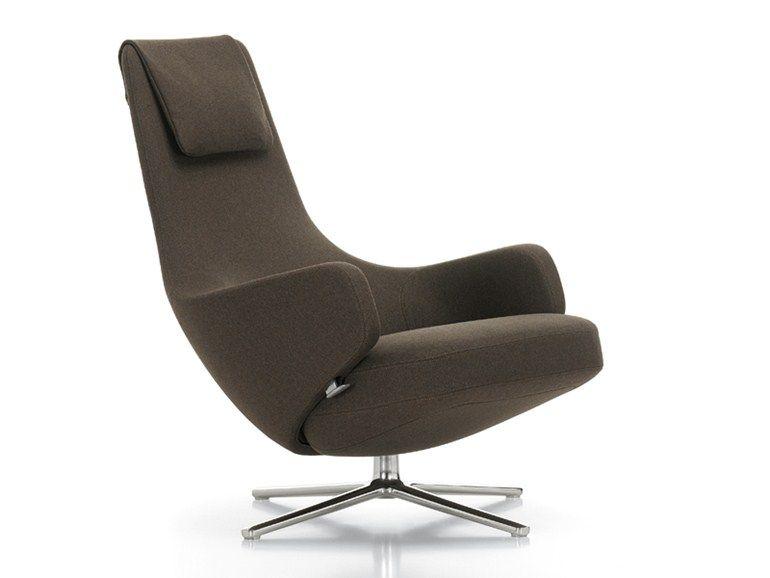 Fauteuil pivotant inclinable meuble de salon contemporain - Meuble cot bourg en bresse ...