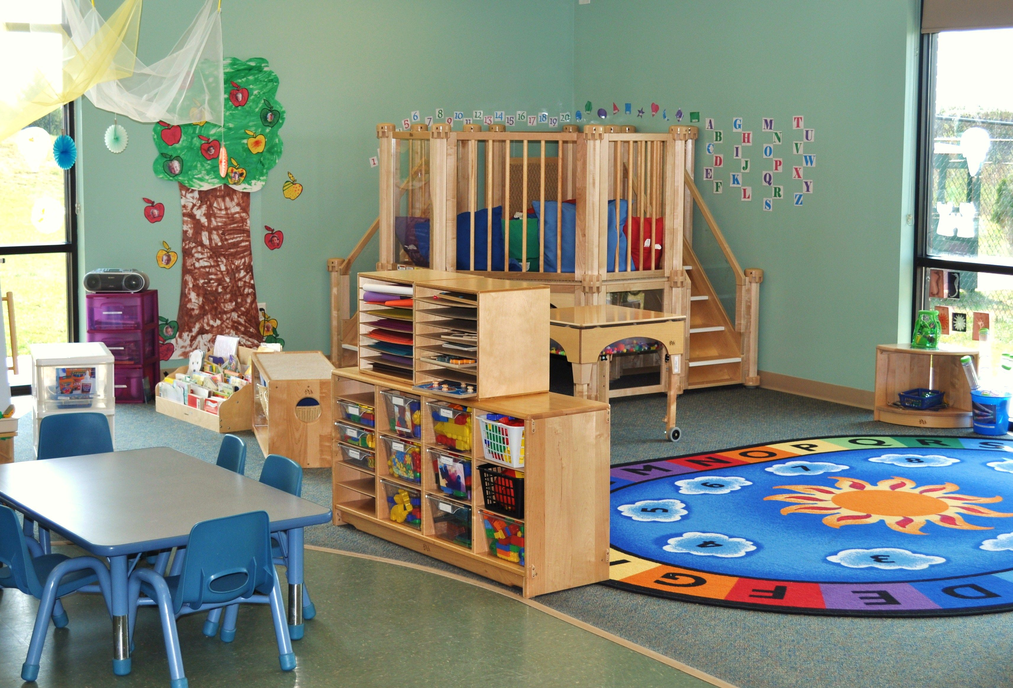 preschool rooms two s room the two s three s room designed for children ages - Designing A Home Preschool Room