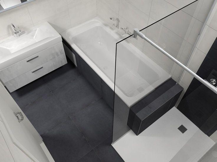 Kleine badkamer ontwerpen bekijk ontwerpen en ontwerp zelf jouw kleine badkamer badkamer og for Plan kleine badkamer