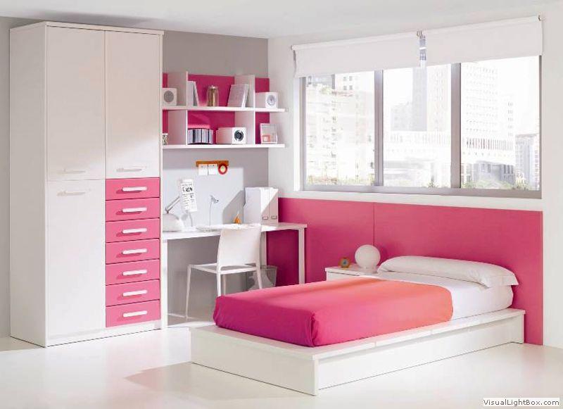 Muebles a medida dise o de habitaci n para ni as - Muebles para cuarto de nina ...