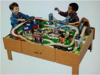 Toys R Us Universe of Imagination Train Set & Play Table Bury St ...