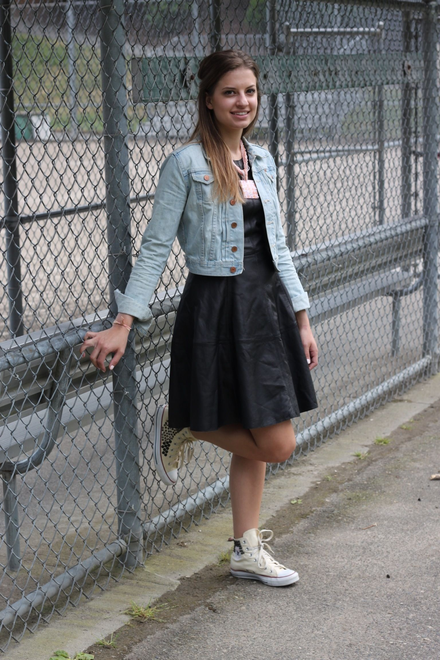 casual black dress outfit - Google Search | Black Dresses ...