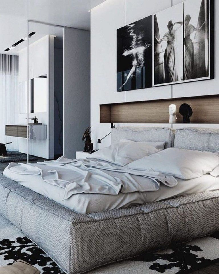 Minimalist Bedroomdesign Ideas: 59 Best Minimalist Bedroom Design You Must See 9