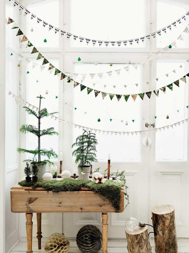 scandinavisch kerst interieur 13