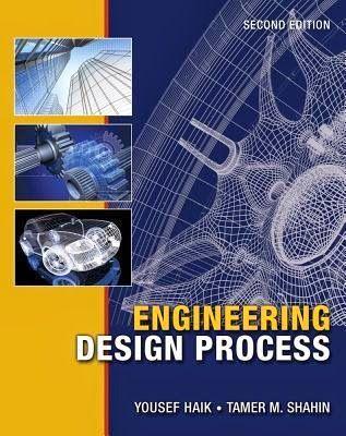Engineering Design Process by Yousef Haik, Tamer M  Shahin