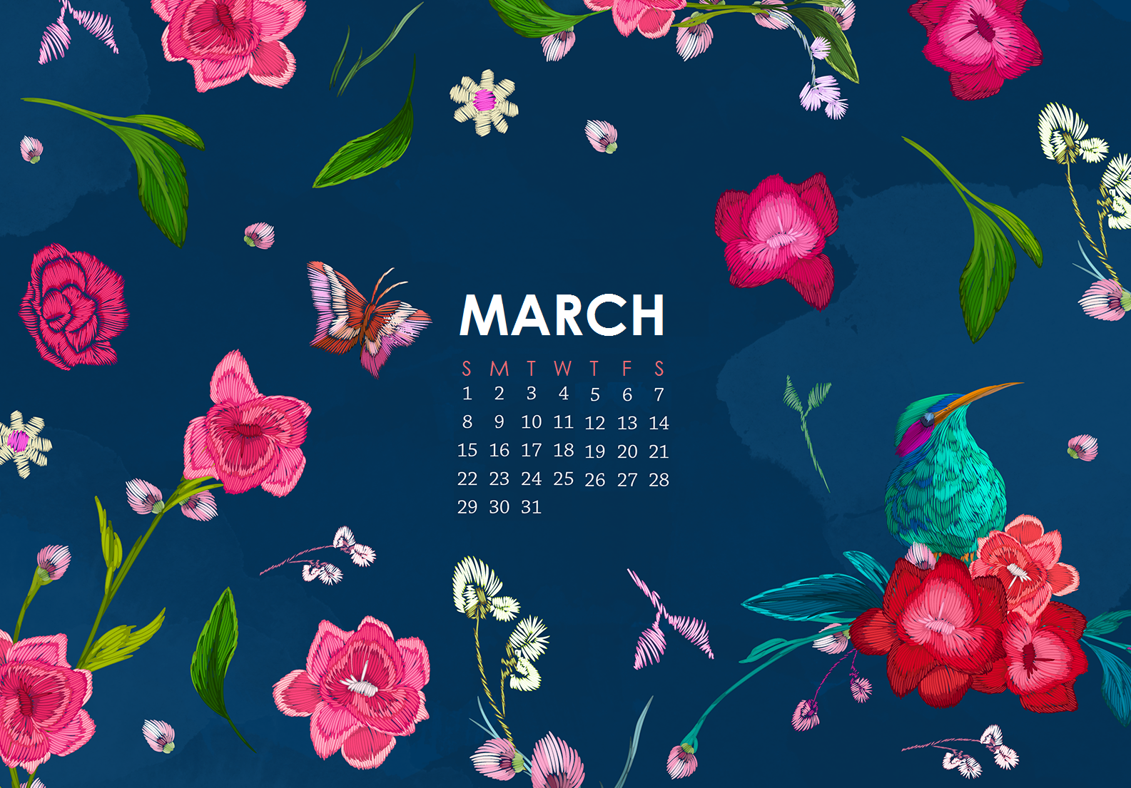March 2020 Desktop Wallpaper In 2020 Desktop Wallpaper Calendar Desktop Wallpaper Calendar Design