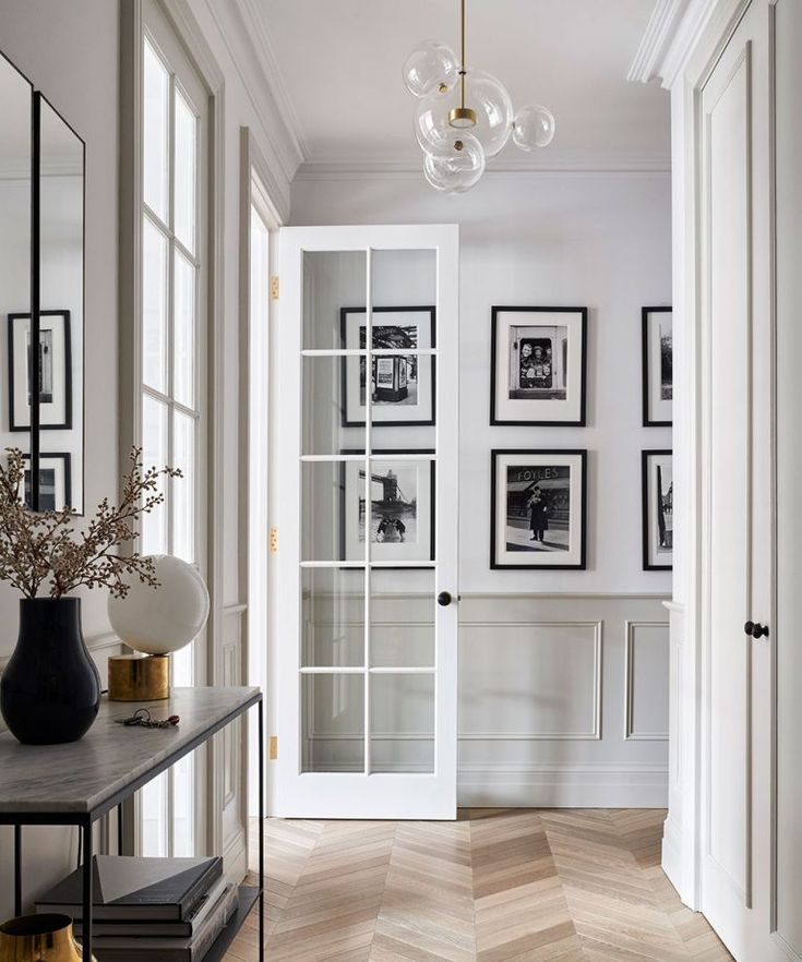 Design house: An Edwardian apartment in London with a Parisian feel
