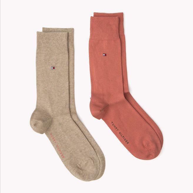 Tommy Hilfiger Socks Solid (2-pack)