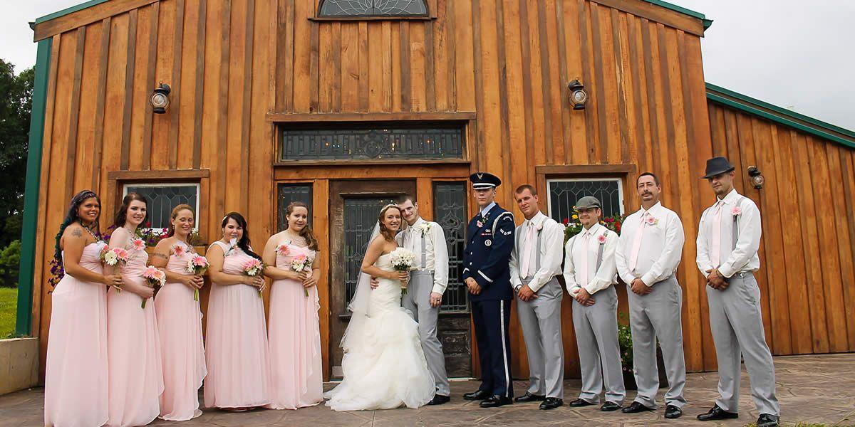 Kentucky country weddings rustic chic wedding venue in