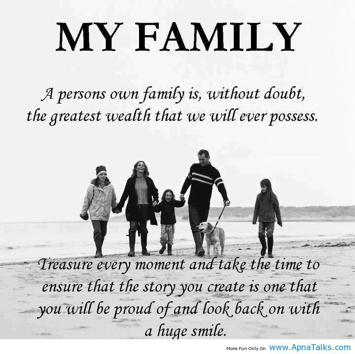 Http Www Apnatalks Com Treasure Every Moment Nice Quotes Life Quotes Family My Family Quotes Family Love Quotes