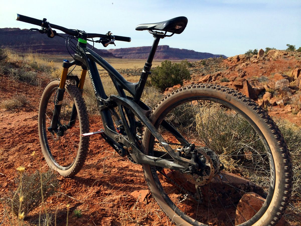 Test Ride Review Polygon Collosus T8 Singletracks Mountain Bike News Mountain Biking Bike News Polygon Bikes