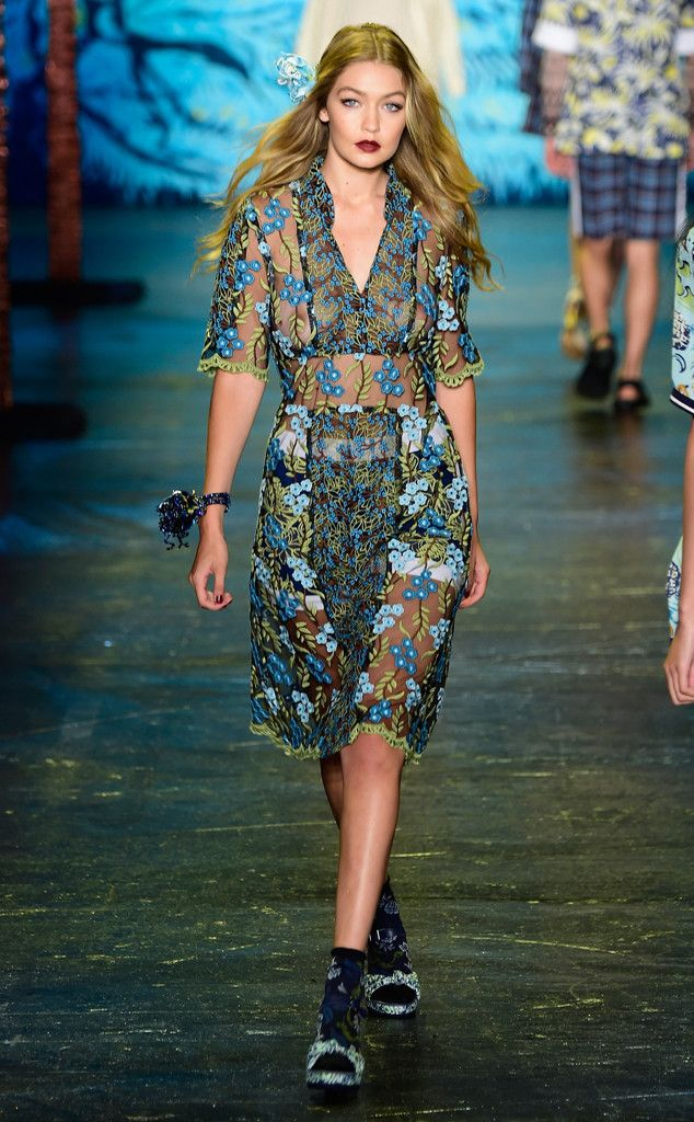 7ac405511 Ralph Lauren from Best Looks at New York Fashion Week Spring 2016 ...