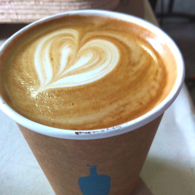 I Heart Blue Bottle Coffee!