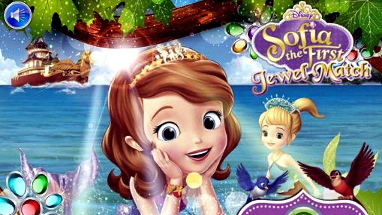 Sofia The First Game Sofia Jewel Match Episode ♥ Festa