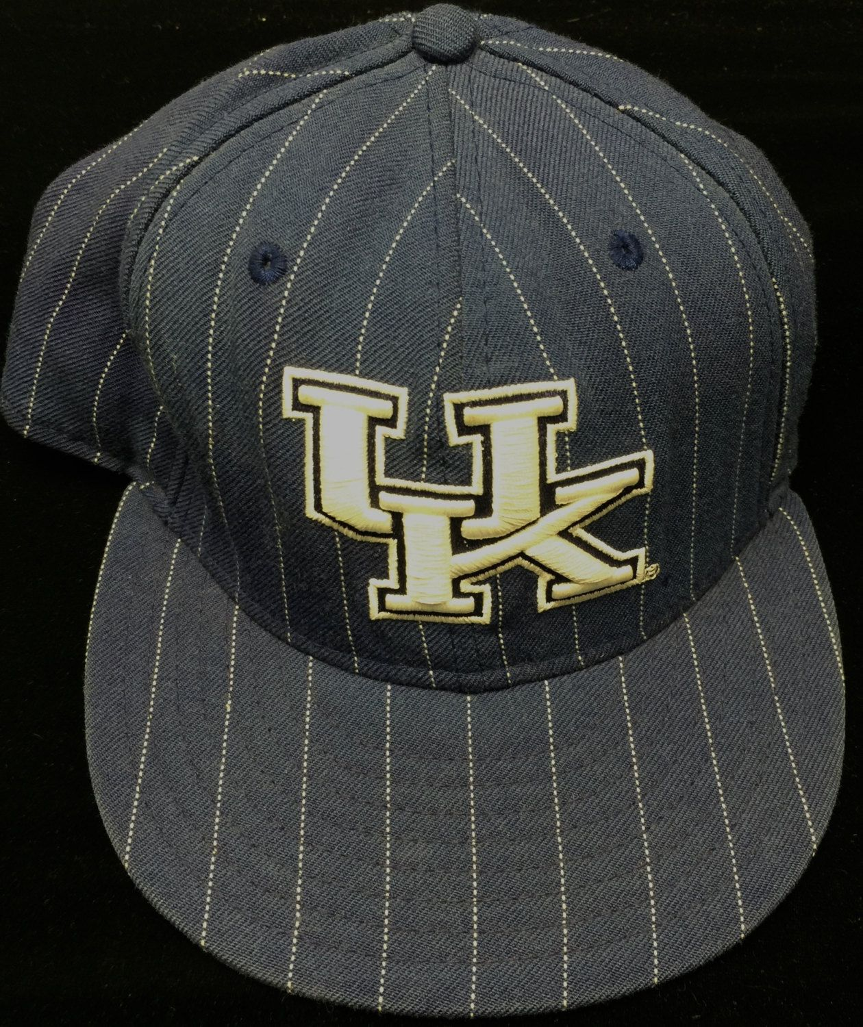 University Of Kentucky Uk New Era Fitted Cap Size 7 1 2 By Corycranksouthats On Etsy With Images New Era Fitted Fitted Caps New Era