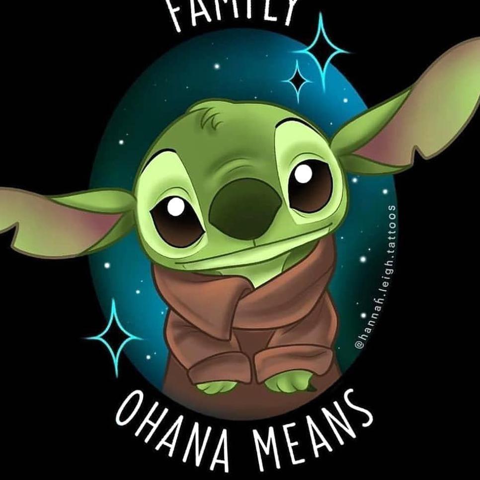 Stitch Obsession On Instagram Starwars Waltdisneyworld Waltdisney Disney Yoda Magickingdom In 2020 Yoda Wallpaper Cute Cartoon Wallpapers Cute Disney Wallpaper