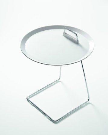 Domo Beistelltisch PORTER in 5 Farben (Weiß) Amazonde Küche - beistelltisch für küche