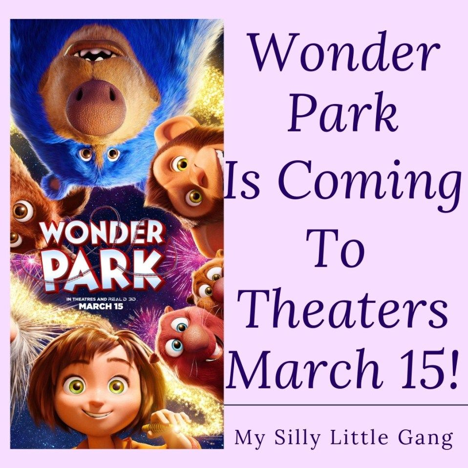Wonder Park Is Coming To Theaters March 15! #ad @WonderPark #rwm #WonderPark