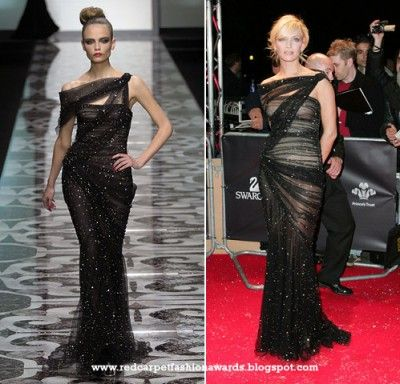 Catwalk To Red Carpet - Fashion Rocks